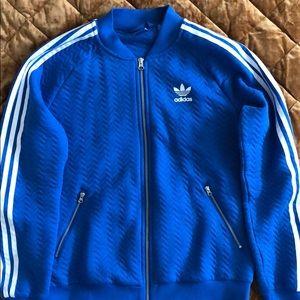 Adidas Originals Zip Up Jacket  Large